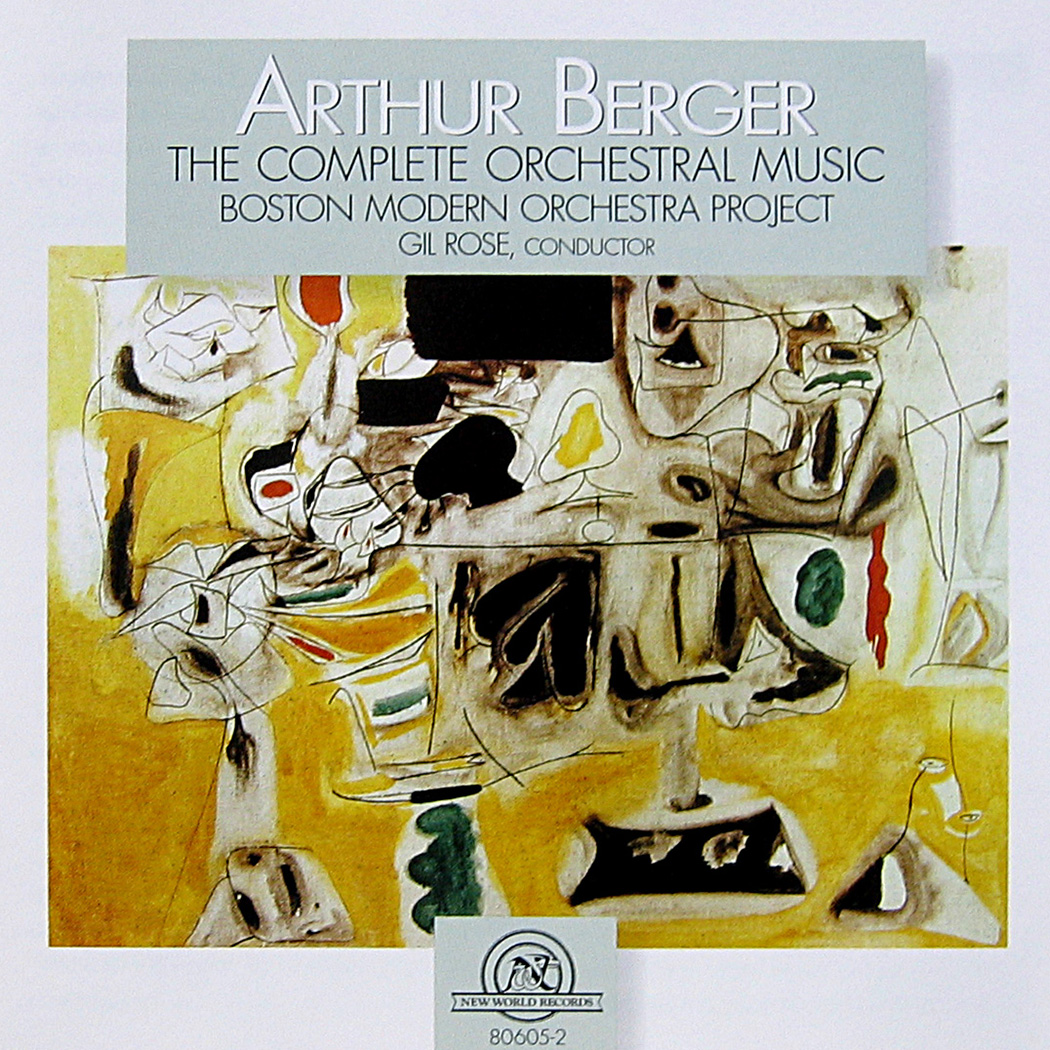 Berger Album Cover