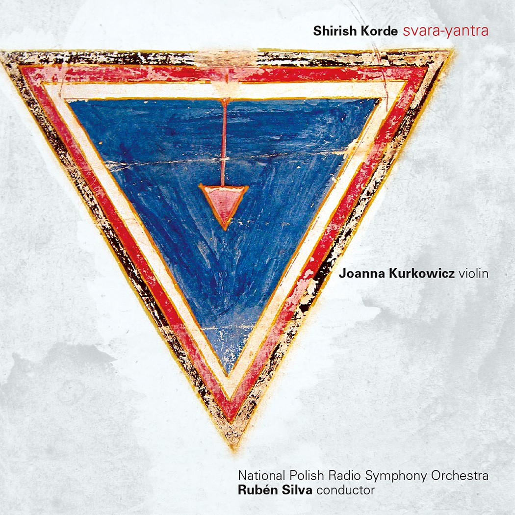 Korde Album Cover, Triangle