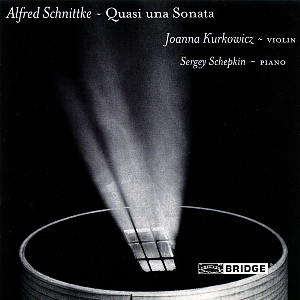 Schnittke Album Cover, lights